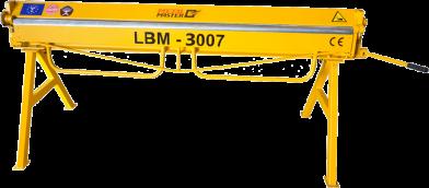 Ручные, Metal Master LBM 3007