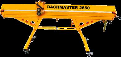 Ручные, Metal Master DachMaster 2650